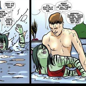 DarkBrain Comics Year 3 - Issue 24 gallery image-026