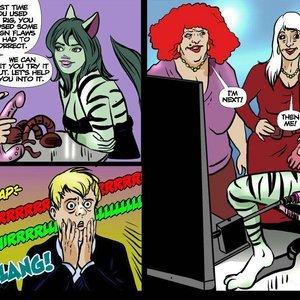 DarkBrain Comics Year 3 - Issue 24 gallery image-030