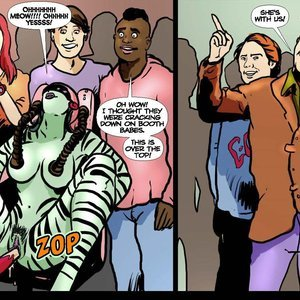 DarkBrain Comics Year 3 - Issue 24 gallery image-031