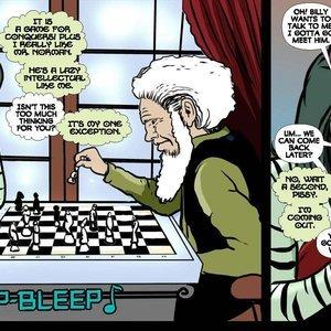 DarkBrain Comics Year 3 - Issue 24 gallery image-034
