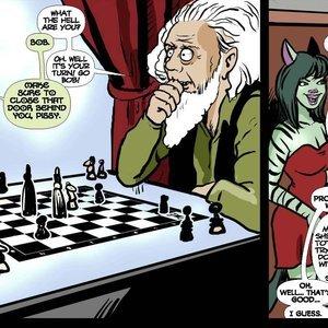 DarkBrain Comics Year 3 - Issue 24 gallery image-035