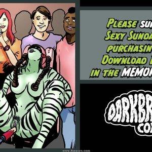 DarkBrain Comics Year 3 - Issue 24 gallery image-040