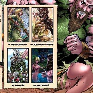The Butcher – Issue 1-4 DarkBrain Comics