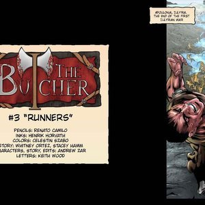 The Butcher - Issue 1-4 image 118