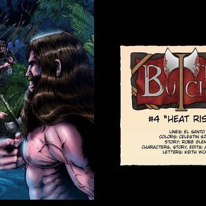 The Butcher - Issue 1-4 image 193