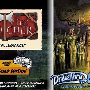 The Butcher – Issue 13-15 DarkBrain Comics