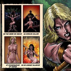 The Butcher – Issue 5-8 DarkBrain Comics