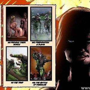 The Butcher – Issue 9-12 (DarkBrain Comics) thumbnail