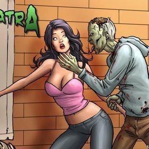 Zeopatra – Issue 1 DarkBrain Comics