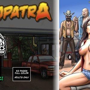 Zeopatra – Issue 3 DarkBrain Comics