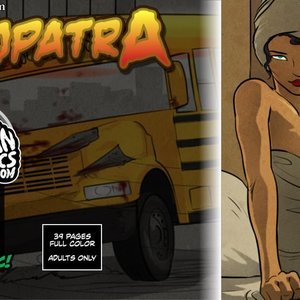 Zeopatra – Issue 4 DarkBrain Comics