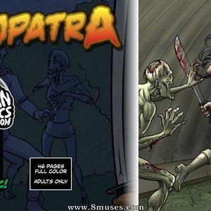 Zeopatra – Issue 5 DarkBrain Comics