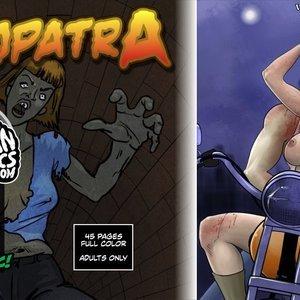 Zeopatra – Issue 6 DarkBrain Comics