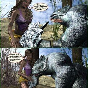 DarkSoul3D Comics Animal Tales - Under the Boardwalk gallery image-004