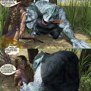 DarkSoul3D Comics Animal Tales - Under the Boardwalk gallery image-005