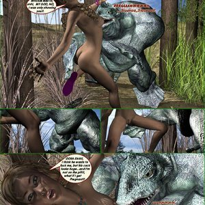 DarkSoul3D Comics Animal Tales - Under the Boardwalk gallery image-010