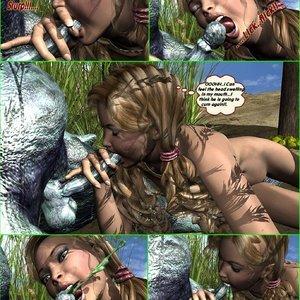 DarkSoul3D Comics Animal Tales - Under the Boardwalk gallery image-025