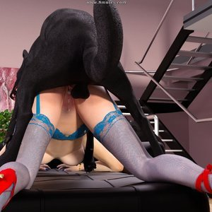 DarkSoul3D Comics Lady Jane - Orgy gallery image-017