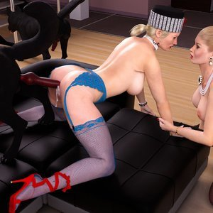 DarkSoul3D Comics Lady Jane - Orgy gallery image-051