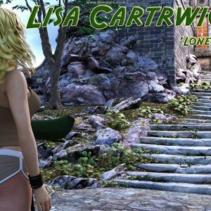 Lisa CartWright – LoneWulf DarkSoul3D Comics