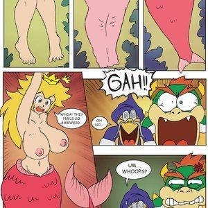 DarkYamatoman Comics Peachs Tail of Escape gallery image-008
