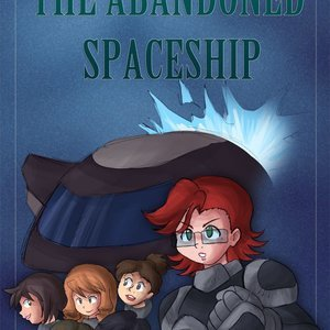 The Abandoned Spaceship DarkYamatoman Comics