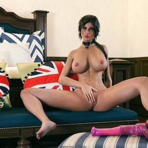 DeTomasso Comics British Anal Sluts - Issue 1 gallery image-002