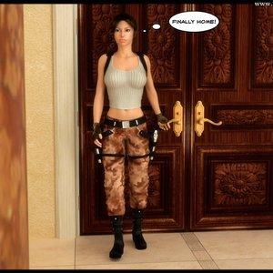 Lara Croft DeTomasso Comics