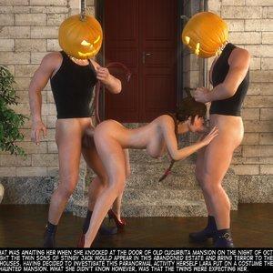 DeTomasso Comics Lara Croft and Sons of Stingy Jack gallery image-009