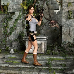 DeTomasso Comics Lara vs Nathan gallery image-001