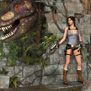 DeTomasso Comics Lara vs Nathan gallery image-002