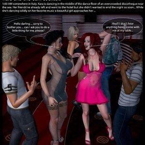 Hypno Girls – Kara and the Cum-Cocktail Decameron X Comics