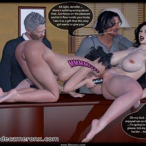 Decameron X Comics Hypno Girls - Kinky School Part One gallery image-011