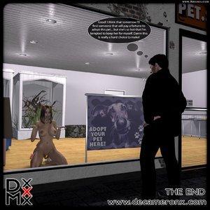 Decameron X Comics Hypno Girls - Puppy adoption gallery image-015