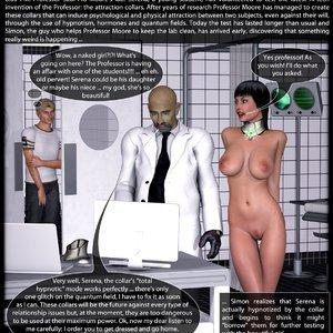 Hypno Girls – The Dangerous Collars Decameron X Comics