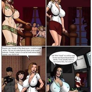 Deuce Comics Ghost Story gallery image-002