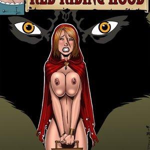 Red Riding Hood Erotic Comics