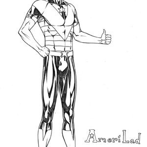 Deuce Comics Sketches gallery image-011