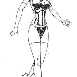 Deuce Comics Sketches gallery image-012