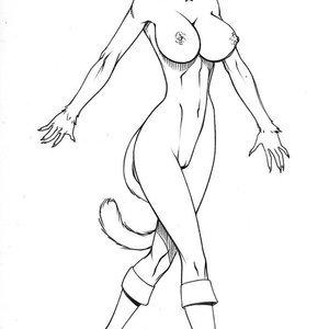 Deuce Comics Sketches gallery image-013