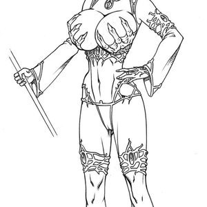 Deuce Comics Sketches gallery image-014