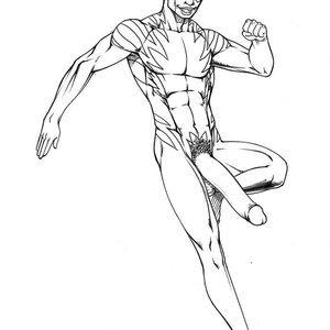 Deuce Comics Sketches gallery image-015