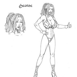 Deuce Comics Sketches gallery image-016