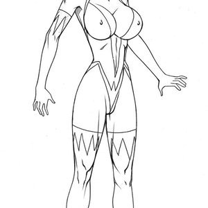 Deuce Comics Sketches gallery image-017
