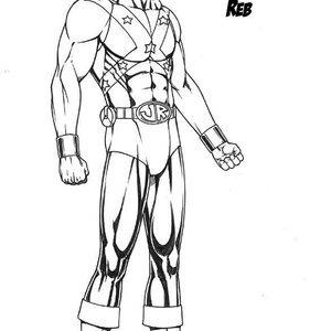 Deuce Comics Sketches gallery image-019