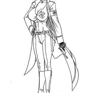 Deuce Comics Sketches gallery image-021