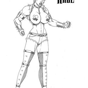 Deuce Comics Sketches gallery image-022
