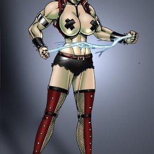 Deuce Comics Sketches gallery image-023