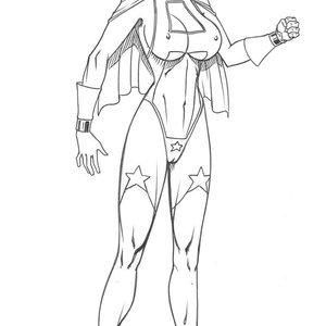Deuce Comics Sketches gallery image-026