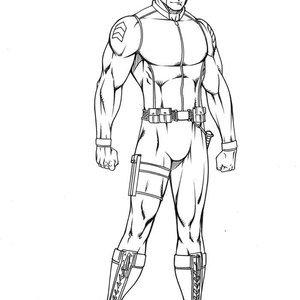 Deuce Comics Sketches gallery image-029